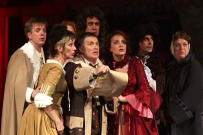 Благовещенцы увидят спектакли старейшего российского театра