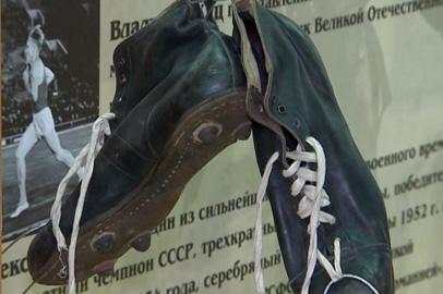 Советский спортинвентарь представили на выставке, посвященной истории ГТО