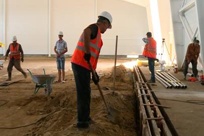 Крытый каток на благовещенском стадионе «Спартак» планируют открыть 1 октября
