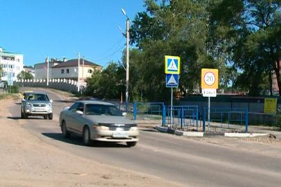Безопасность дороги в школу проверяют амурские общественники