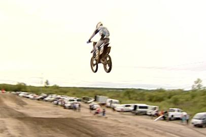 В областном чемпионате по мотокроссу приняли участие более 50  гонщиков