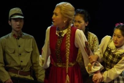 Военную драму «Галя Чжан» представят амурчанам китайские артисты