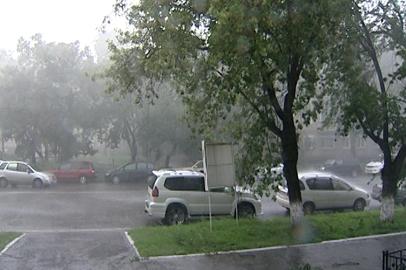 Тайфун «Гони» принесёт похолодание и умеренные дожди в Приамурье