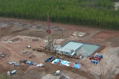 «Газпром» ударными темпами ведет разведочные работы в Якутии