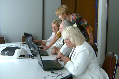 Шимановские пенсионеры покоряют интернет