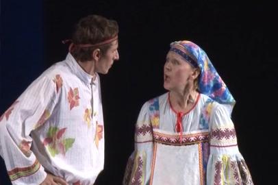Актеры Амурского драмтеатра представили 6 спектаклей на Сахалине