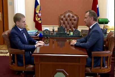 Андрей Донец стал вице-премьером правительства Амурской области