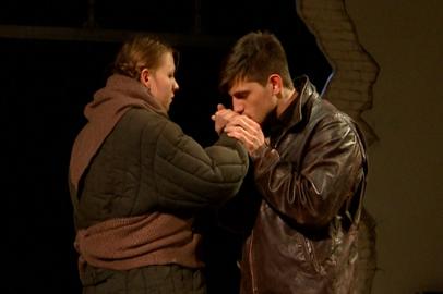 Премьеру постановки о блокадном Ленинграде увидит сегодня амурский зритель