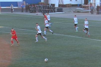 ФК «Белогорск» впервые в своей истории лишился шансов на награды чемпионата ДВ