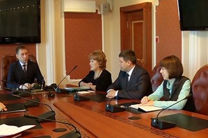 А.Козлов продолжает формировать новый состав Правительства области