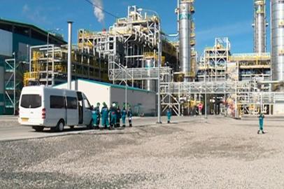 Областное правительство договорилось с компанией «Сибур» о поставке газа