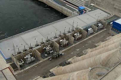 На Бурейской ГЭС завершились работы по подготовке к зимнему периоду
