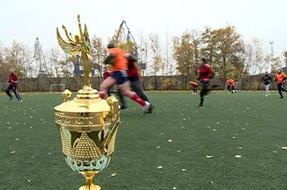 Розыгрышем кубка Благовещенска завершили амурчане сезон регби