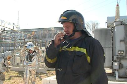 Спасатели сегодня будут ликвидировать последствия взрывов на Благовещенской ТЭЦ