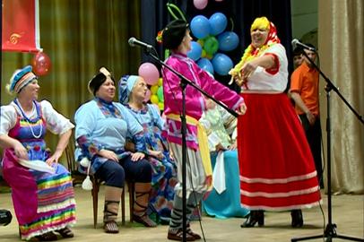 Ансамбль «Рябинушка» из Михайловки выиграл состязание среди народных коллективов Приамурья