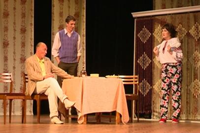 «Комедию с грустинкой» в областном театре может увидеть амурский зритель