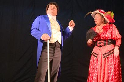 Собственную версию классической пьесы «За двумя зайцами» представит Бурейский народный театр