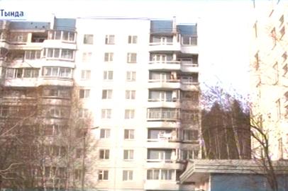 В Тынде снова отключили лифты в многоэтажках