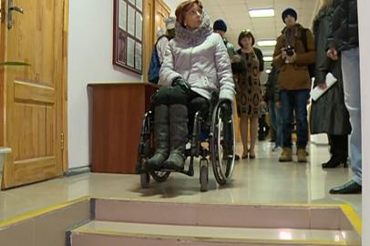 Амурские общественники проверяют соцучреждения на удобство для инвалидов