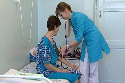 В Серышевской больнице решили проблему дефицита кадров