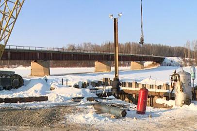 Новый мост через реку Уркан в Зейском районе прослужит полвека