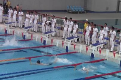Амурские моржи успешно выступили на турнире в Китае