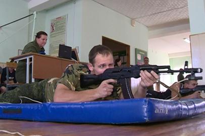 Амурские пограничники провели соревнования по военно-прикладному спорту среди молодежи