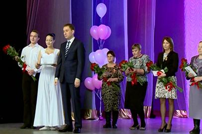 10 амурчанок наградили почётным знаком «Материнская слава»
