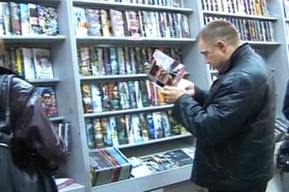 О борьбе с контрафактными кассетами и дисками в Приамурье