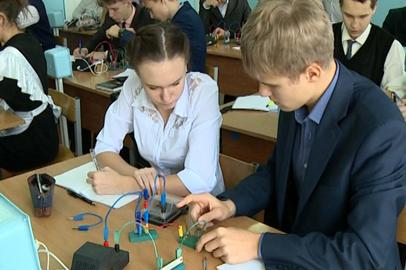 В школе Зеи проводят эксперимент по подготовке энергетиков