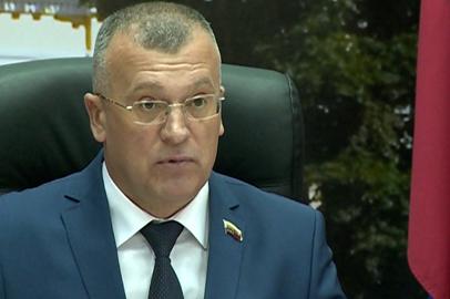 Председатель Гордумы Благовещенска Владимир Кобелев переходит на работу в областное Правительство