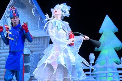 Фантастический новогодний спектакль для детей подготовили артисты амурского драмтеатра