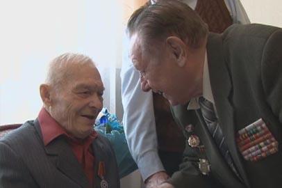 Тындинский ветеран Великой Отечественной войны Алексей Терехов отметил 100-летие