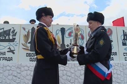 Эстафета Победы побывала в 10 населенных пунктах Амурской области