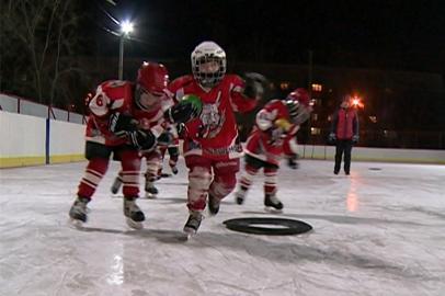 Детский хоккей в Приамурье вышел на новый уровень