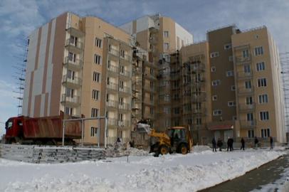 Для сотрудников Восточного сдали 300 служебных квартир