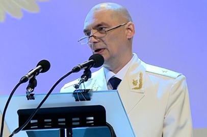 Лучших амурских сотрудников прокуратуры наградили в честь профессионального праздника