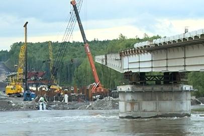 180 миллионов рублей направят на реконструкцию мостов в 2016 году