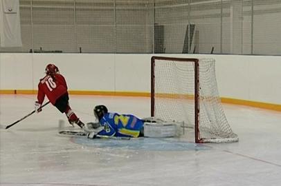 В Благовещенске начинаются тренировки юных китайских хоккеистов