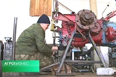 АГРОБИЗНЕС: как в амурских хозяйствах готовят технику к весенней посевной кампании