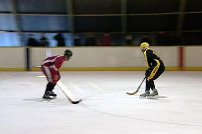 Благовещенцы и тамбовчане сразились в турнире по мини-хоккею с мячом