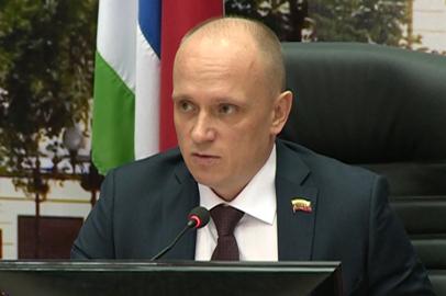 Новым председателем Гордумы Благовещенска стал Степан Попов
