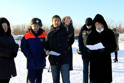 В Благовещенске началась подготовка к «Лыжне России — 2016»