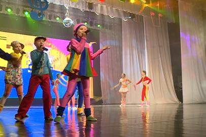 Детский театр песни «ОКЦент» представил отчётный концерт