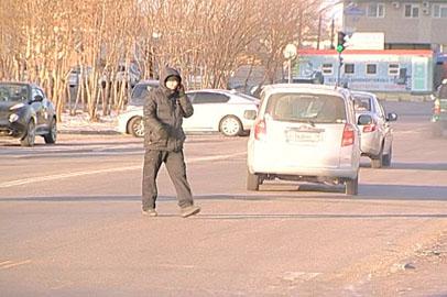 Пешеходы все чаще становятся участниками ДТП