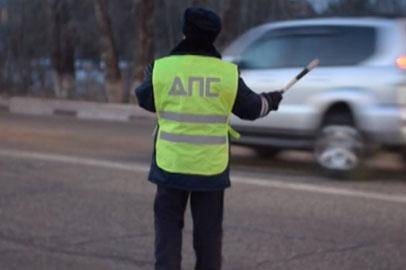 Амурские автоинспекторы выявили 76 пьяных водителей за три дня