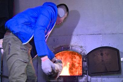 В Благовещенске сожгли около 300 килограммов продуктов