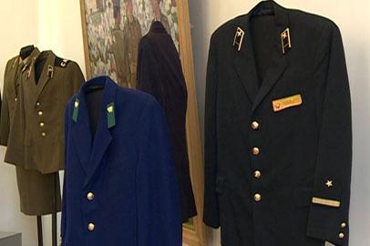 В областном краеведческом музее откроют экспозицию военной формы