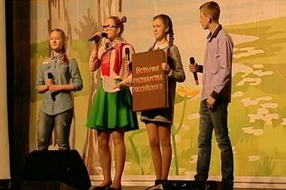 В Тамбовке поставили молодежный спектакль об истории избирательного права