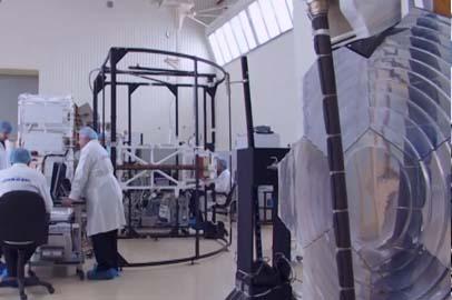Спутник «Ломоносов» готовят к отправке на Восточный